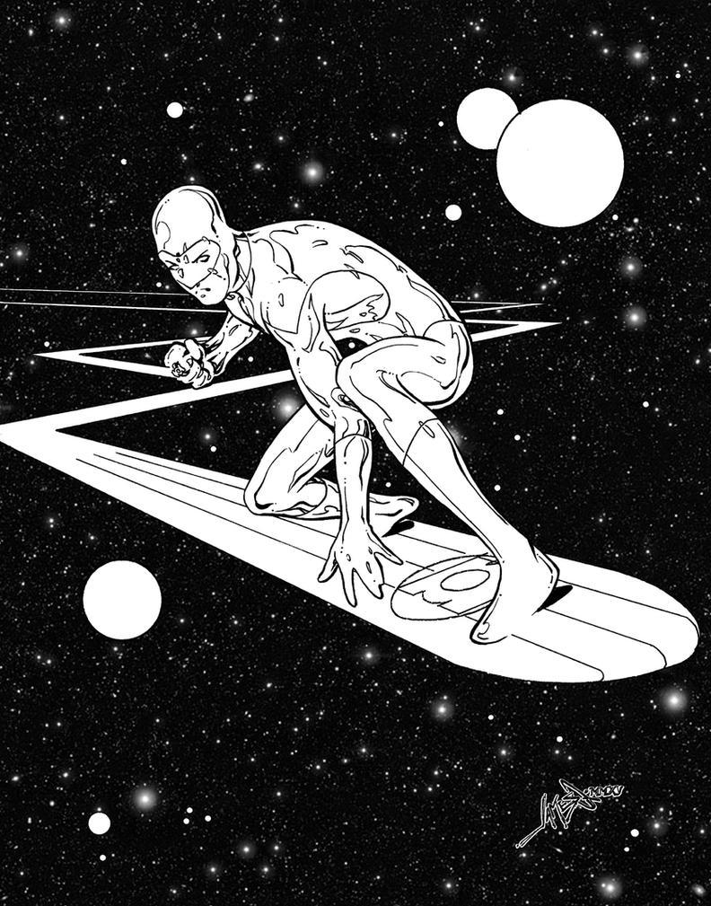 Surfing Lantern by jamesq