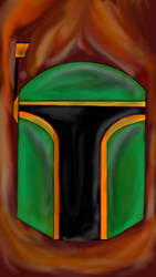 abstract boba fett,  update by wok2010