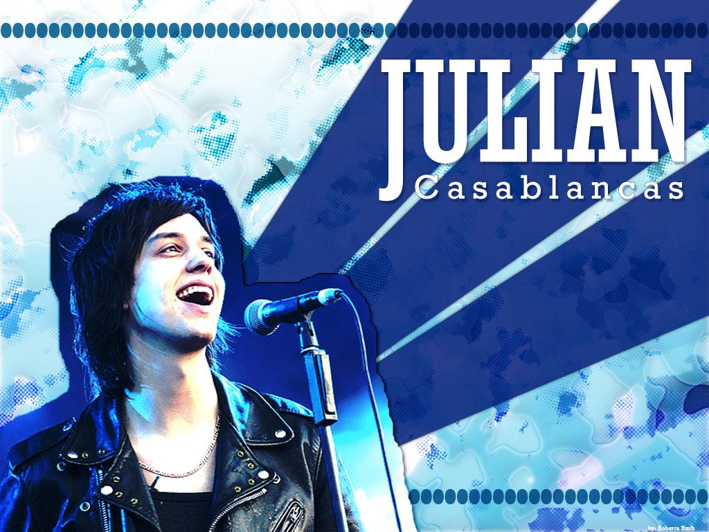 Julian Casablancas Wallpaper by rasckita on DeviantArt