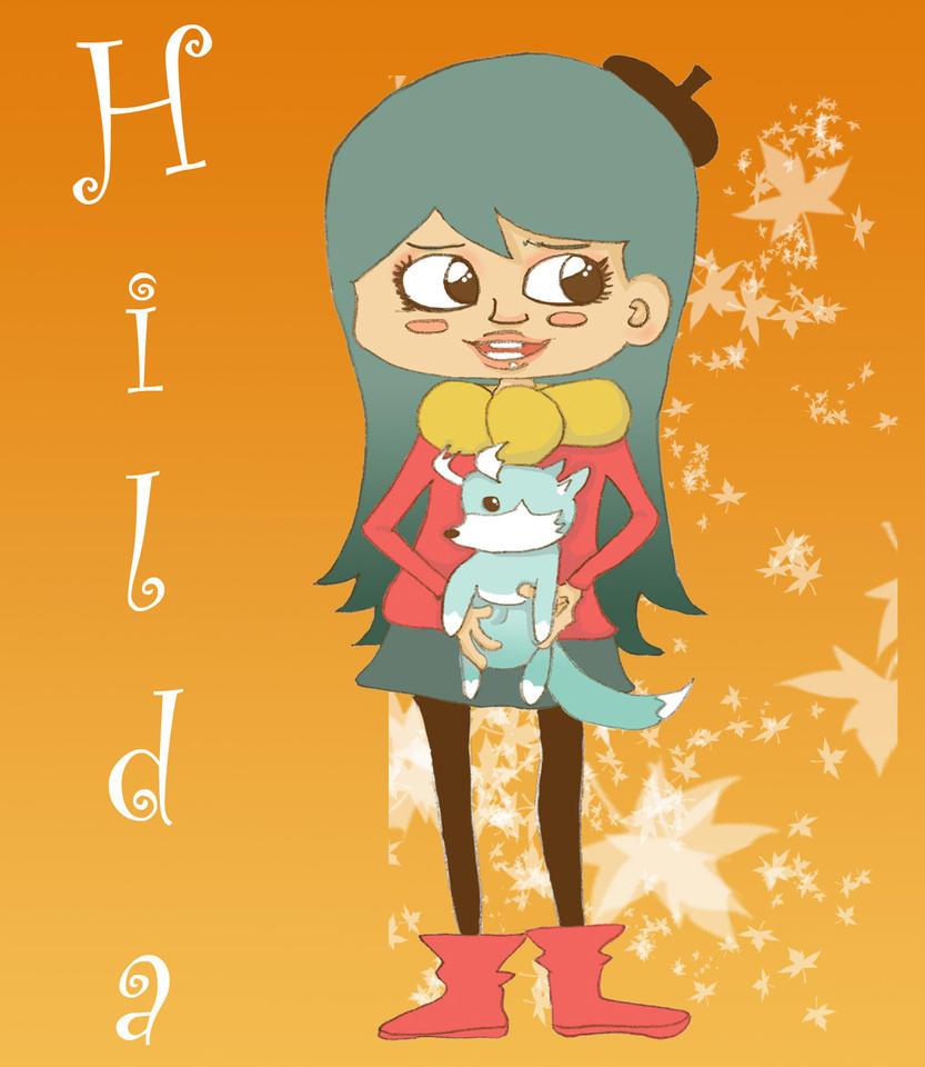 Hilda 2 by blackflameknight