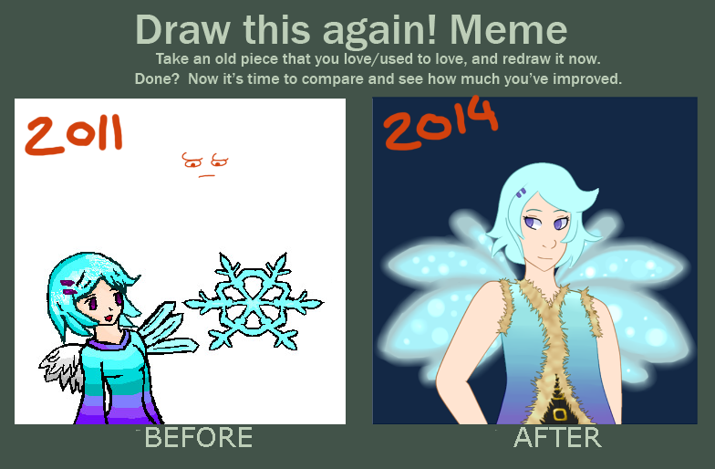 Draw This Again Meme. by PlatinaStar