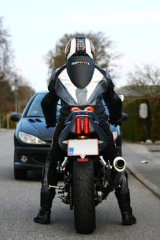My bike again :3