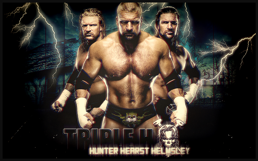 Triple H By RickSamas