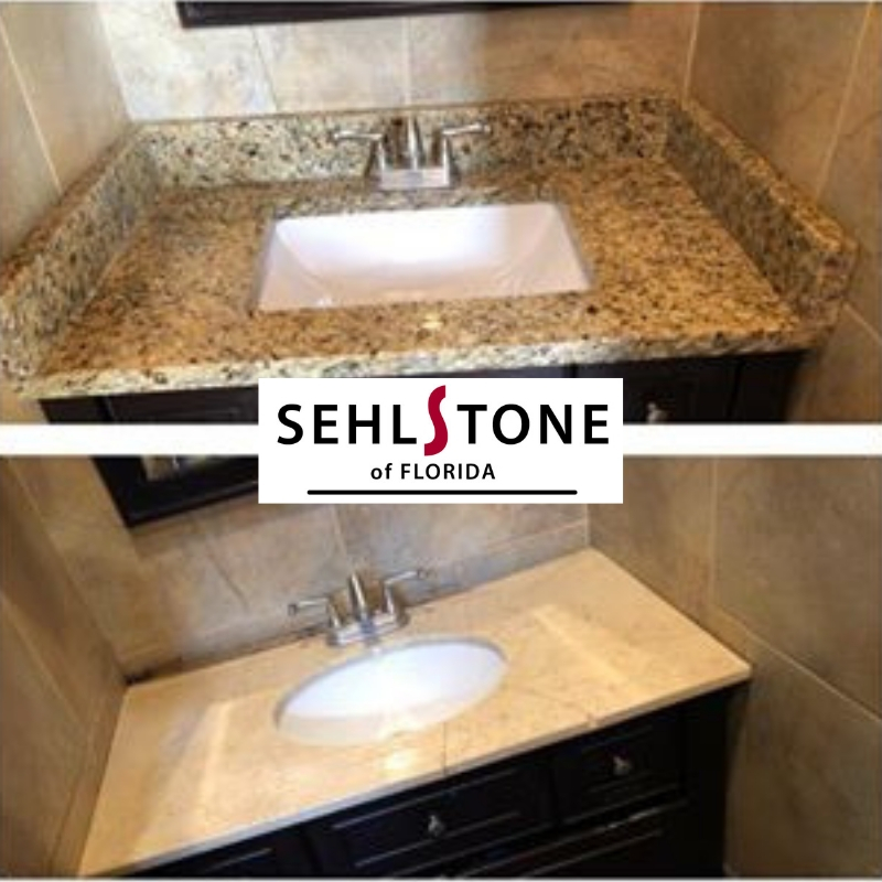 SehlStone Countertops Cabinets Tampa Bay Florida by