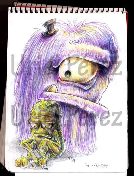 Monstruos by UrielPerez