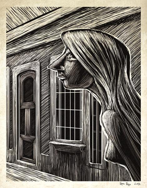 Mujer by UrielPerez