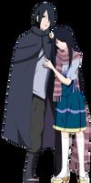 Sasuke and Kanata