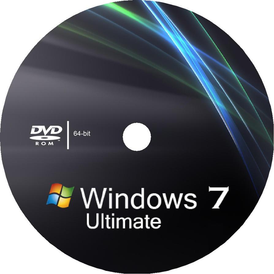 Windows 7 Ultimate x64 by craniu3000bis