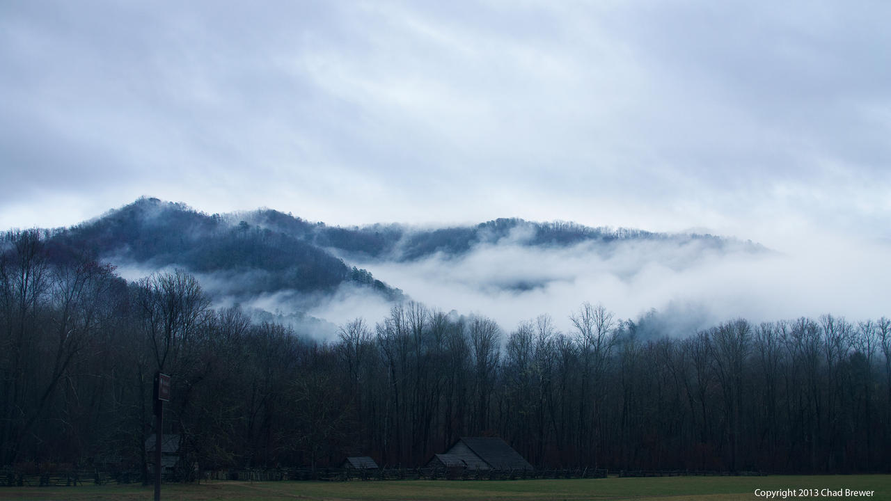 Smoky Mountains by cbrewer85