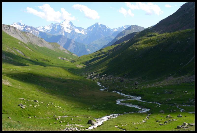 Mountain landscape by MamzelleZephyr on DeviantArt