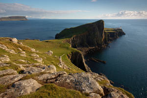Neist Point by MamzelleZephyr