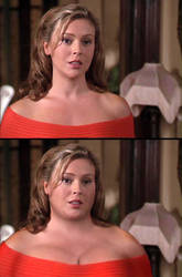 Alyssa Milano #2 (Charmed S3 - BBW Before/After)