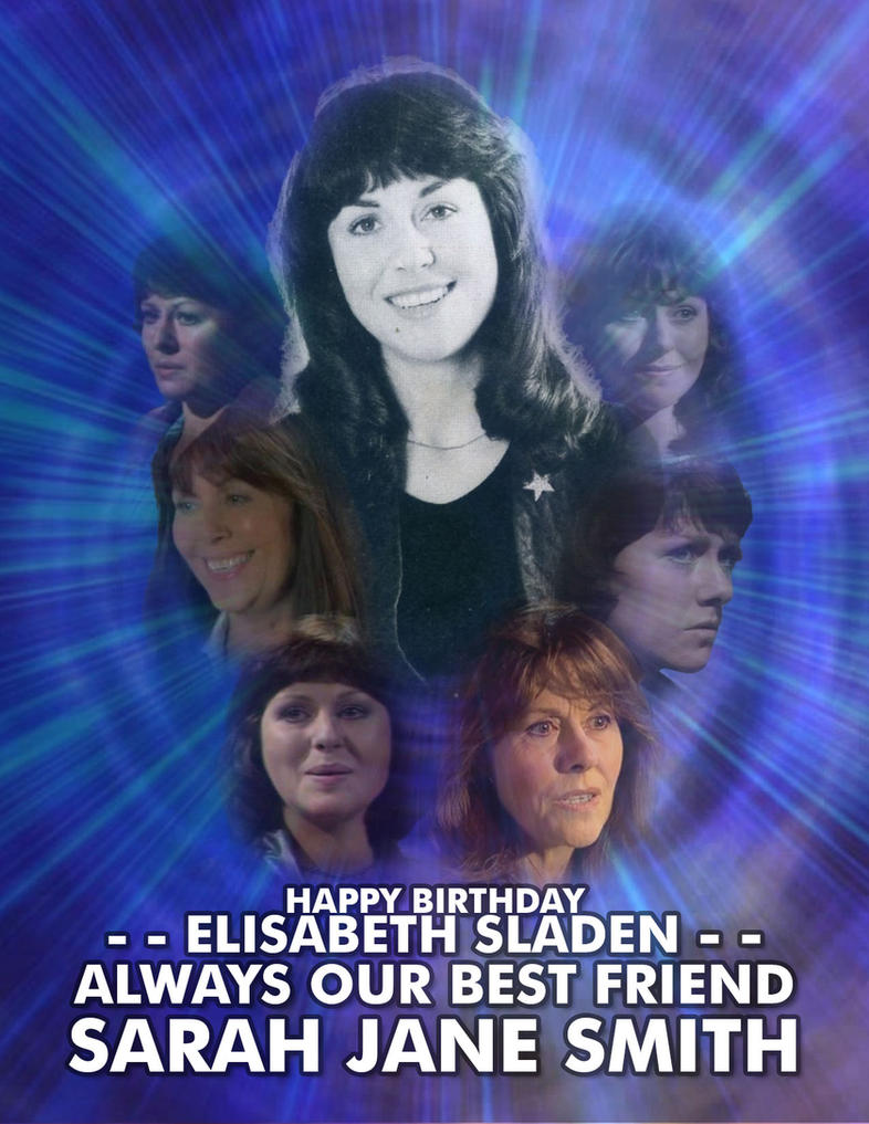 Happy 71th Birthday, Elisabeth Sladen by MattBrewer
