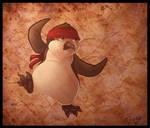 Kung-Fu Penguin