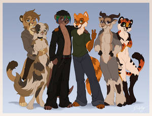 Anthro Group Picture