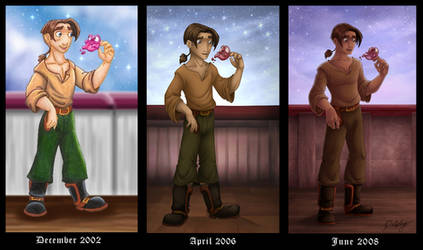 Now and Then : 2002-2008 by DolphyDolphiana