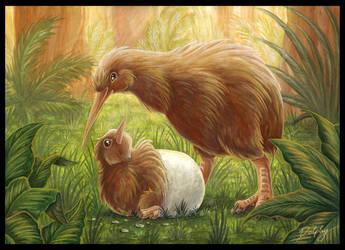 A New Kiwi Life by DolphyDolphiana