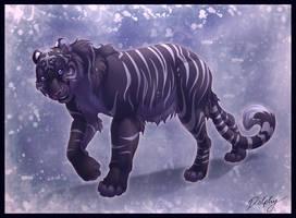 Shadow Tiger by DolphyDolphiana
