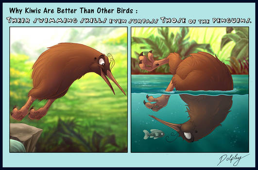 Better Than Other Birds 2
