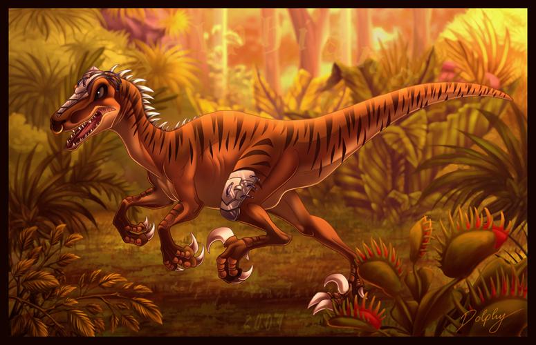 Bio-Raptor by DolphyDolphiana