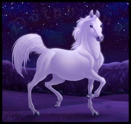 Arabian Horse by DolphyDolphiana