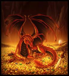 Hellfyre by DolphyDolphiana