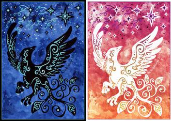 Birth of Stars by DolphyDolphiana