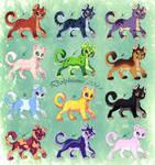 Adoptables - Cubs