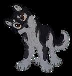 Chibi - Wolf