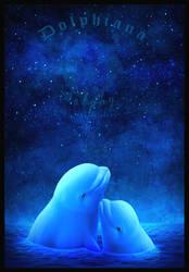 Arctic Night by DolphyDolphiana