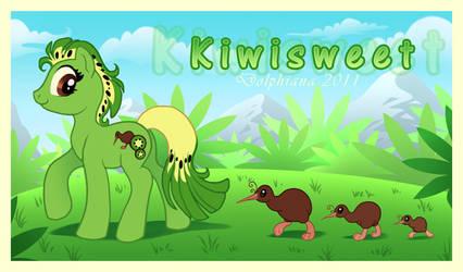 MLP - Kiwisweet by DolphyDolphiana
