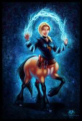 Charged by Electricity by DolphyDolphiana