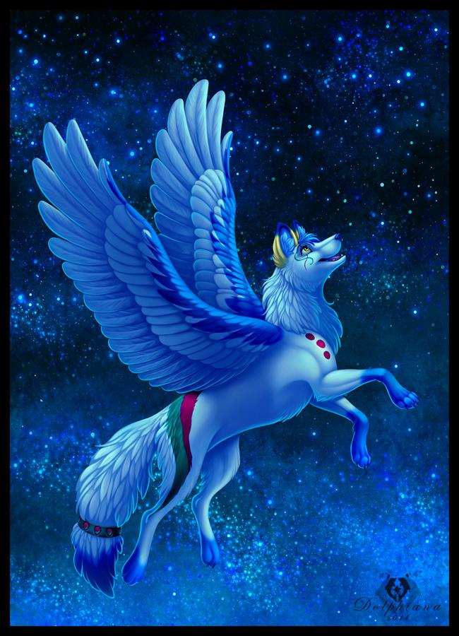 Star Leap by DolphyDolphiana