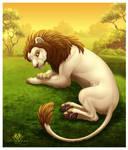 Mauti the Lion