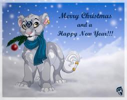 Merry Christmas by DolphyDolphiana