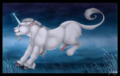 Unicorn-Lion