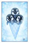 Icecone - Penguins