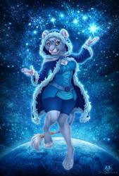 Sparkling Night by DolphyDolphiana