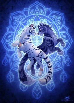 Tiger Mandala