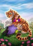 Tiger Spirit Hug