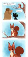 Sheltielicious - Evil Squirrel