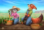 Zootopia - Farmlife