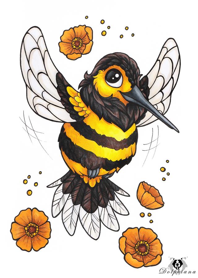Bumble Bird