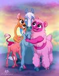 Centaur Friends