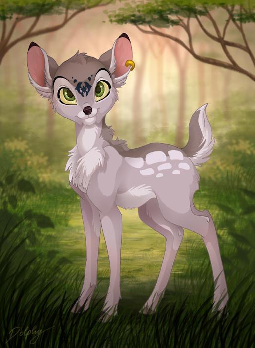 Dolphy - Bambi-Style by DolphyDolphiana
