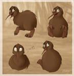 Iwi the Kiwi