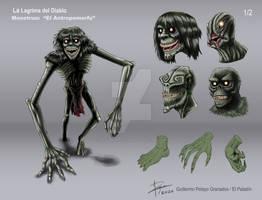 La Lagrima Del Diablo Antropomorfico 1/2 by WilliamThePaladin