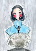 Rain rain rain by elisamoriconi