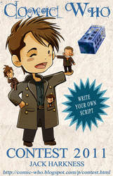 Contest Who - Jack Harkness