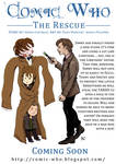 Comic Who - The Rescue